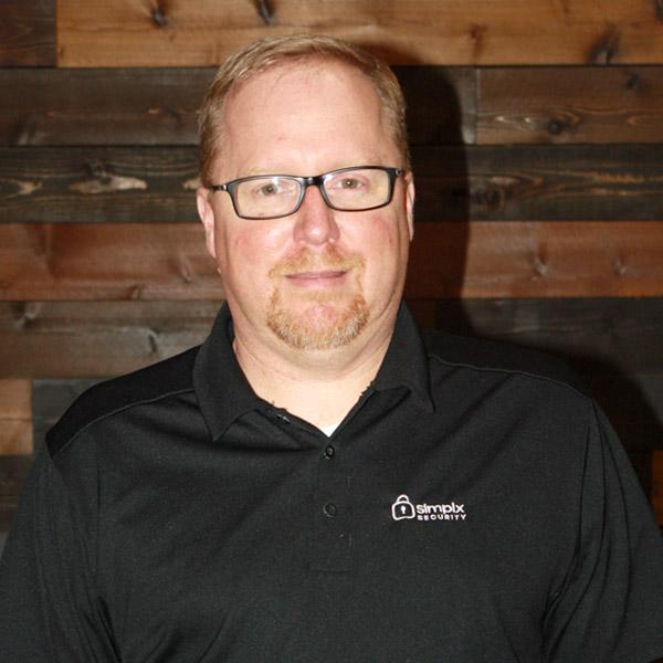 Greg Graham Simplx Security