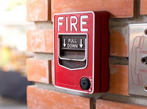 Burglar & Fire Alarms